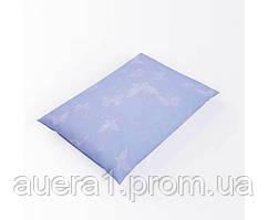 Напірник тік з кантом 53 синій 60х60 (р) 100%