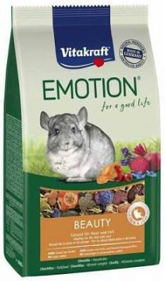 Vitakraft Корм для Шиншилл и Дегу Витакрафт Emotion Beauty 600 гр, фото 2