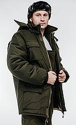 """Куртка мембрана """"Аляска"""" Олива"""