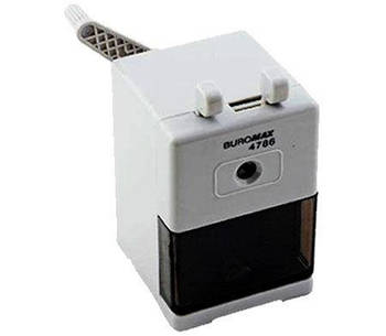 Точилка механическая настольная Buromax 4786