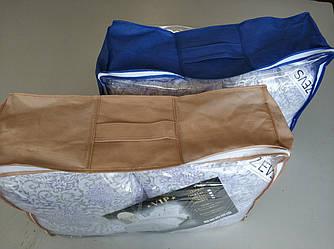 Упаковка для одеяла (600х450х220мм) ПВХ 70 Синий