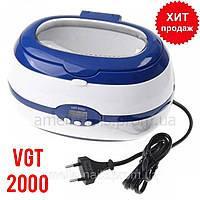 Cтерилизатор ультразвуковой VGT 2000 (УФ, UV Сухожар, Сухожаровой шкаф для маникюрных и мед инструментов)