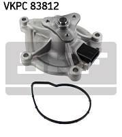 Помпа водяна Peugeot PARTNER 1.6; 308/207/508, Citroen BERLINGO; C3/C4/C5, MINI Cooper, BMW: 1/3 series