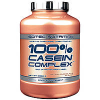 Casein Complex Scitec Nutrition 2350g (вкус Бельгийский шоколад)