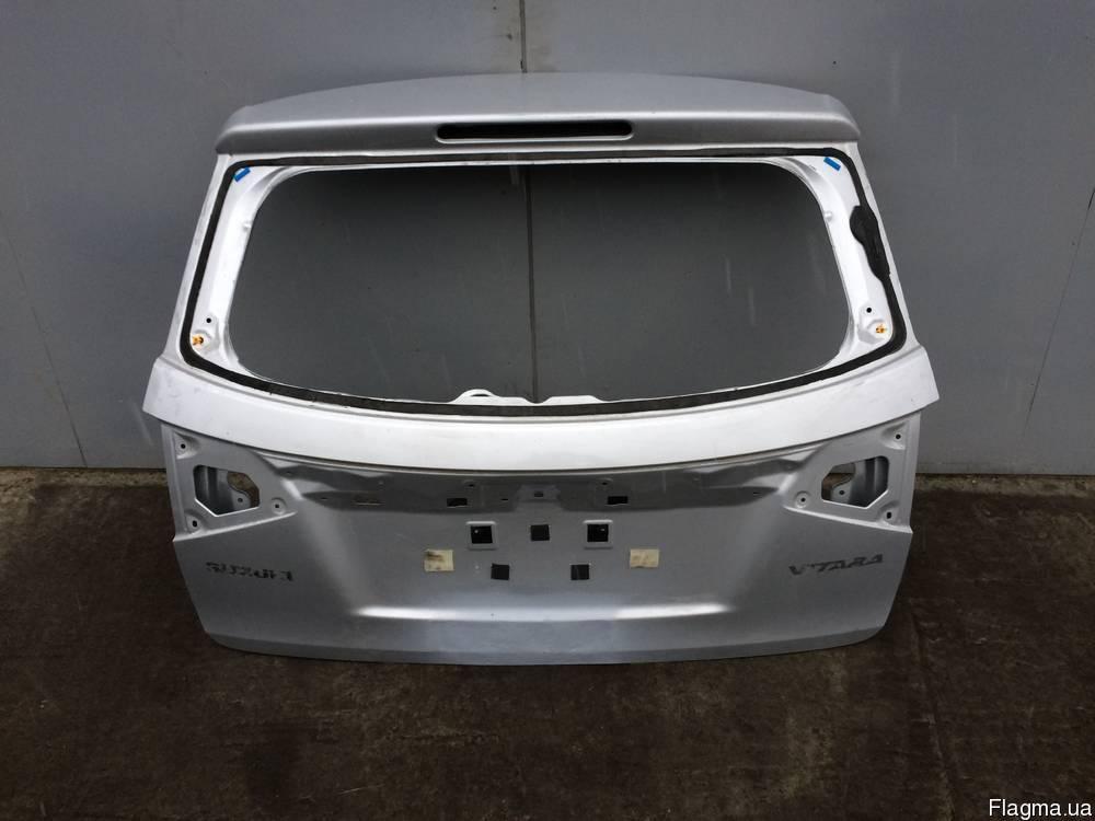 Крышка багажника ляда Suzuki Vitara Сузуки Витара 2014-гг