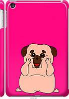"""Чехол на Apple iPad mini 2 (Retina) Весёлый мопс """"4908c-28-40275"""""""