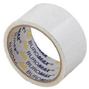 Скотч упаковочный 48мм*35м Buromax BM.7007-** цветной_Белый