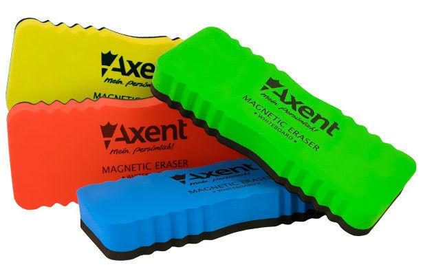 Губка для сухостираемых досок Axent большая 9803