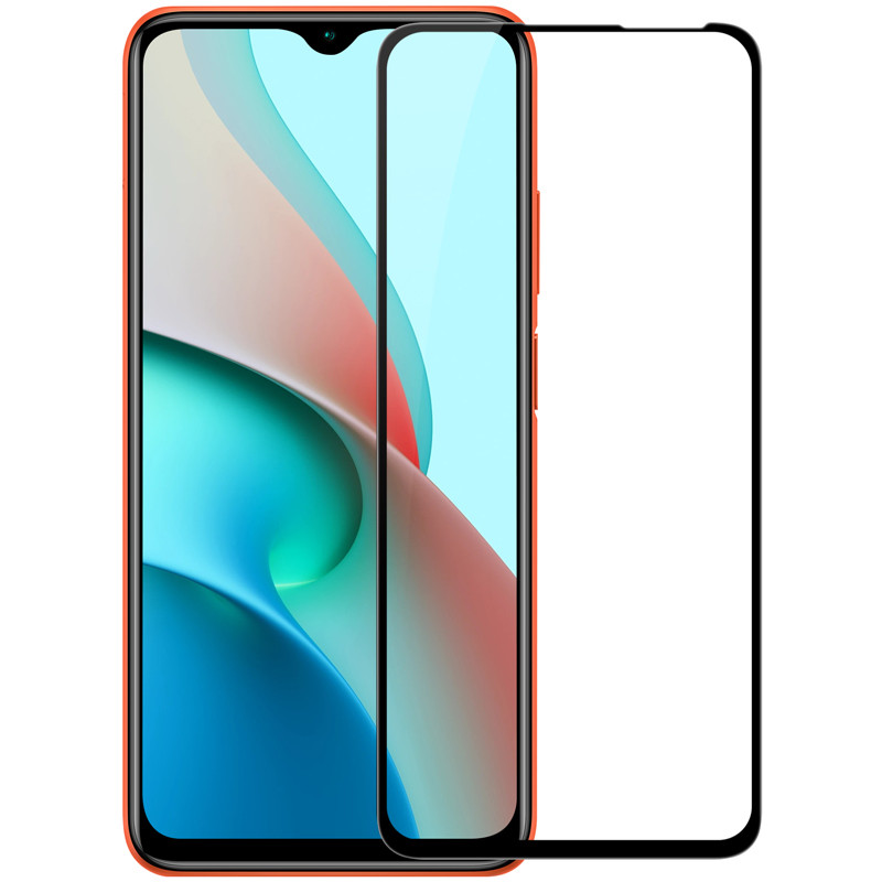 Захисне скло Nillkin для Xiaomi Poco M3 / Redmi Note 9 4G (CP+PRO) Tempered Glass з олеофобним покриттям