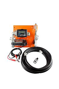 Bigga Beta DC-65 E - Мобильная заправочная станция для ДТ с электронным расходомером, 12/24 В, 45/65 л/мин