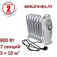 Масляный обогреватель Grunhelm GR-0708 MINI
