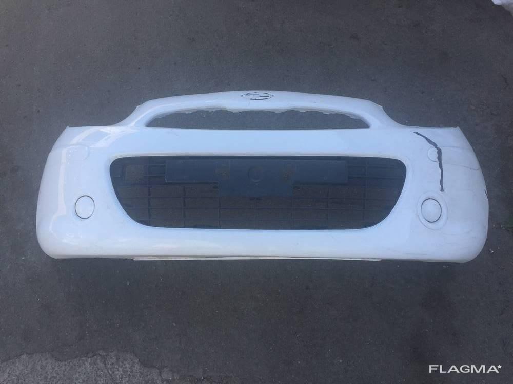 Бампер передний Nissan Micra K13 Ниссан Микра 620221HA0H ори