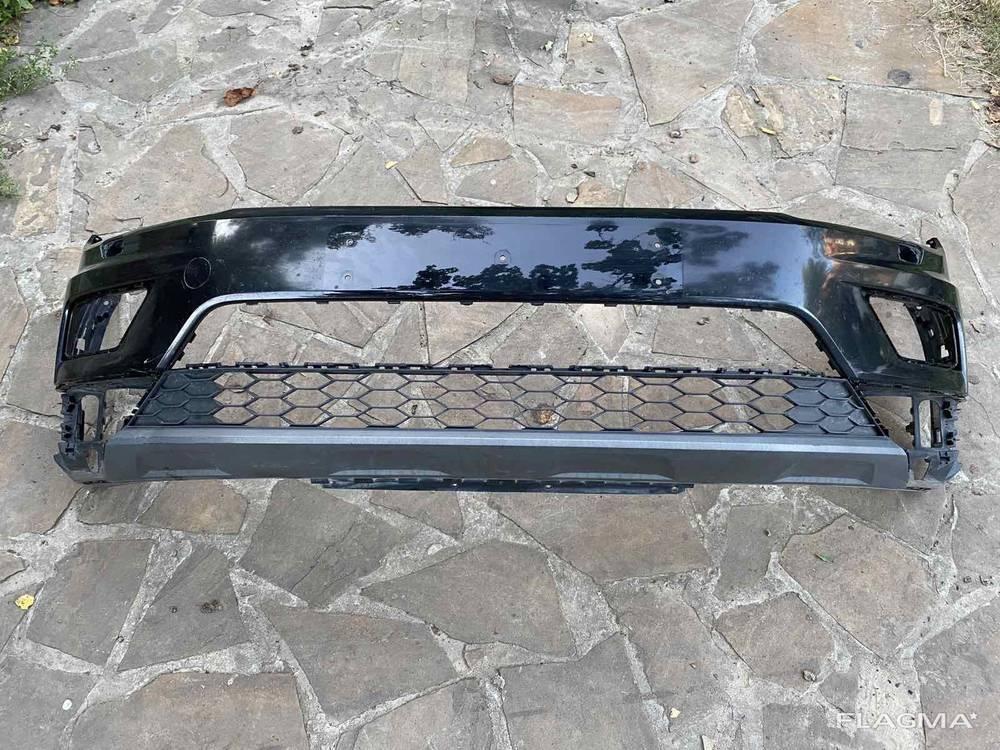 Бампер передний VW Tiguan Volkswagen Тигуан от2016-гг 5NA807