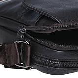 Мужская кожаная сумка Borsa Leather k11169-brown, фото 8