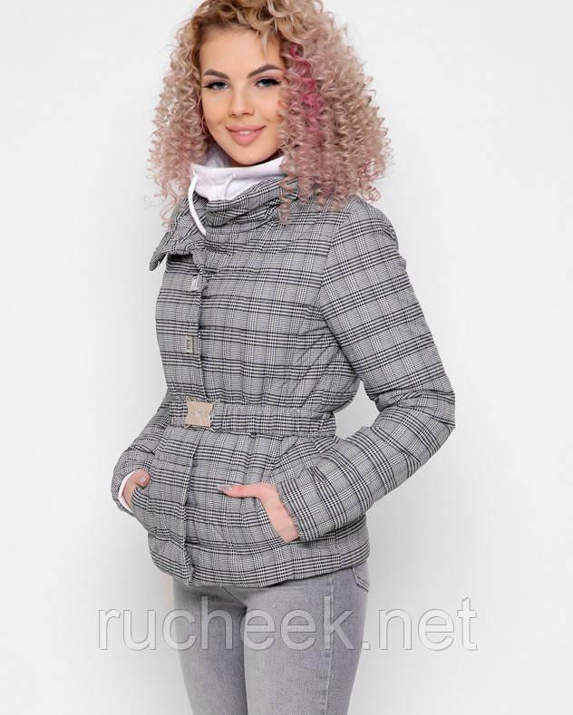 Куртка женская весна осень размер 44. Куртки  X-Woyz LS-8828