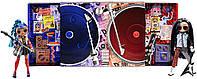 Набор из 2 кукол Лол ОМГ Рок Дуэт LOL OMG Remix Rocker Boi and Punk Grrrl оригинал