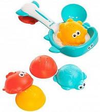 Набор игрушек для купания Akuku A0456 Польша