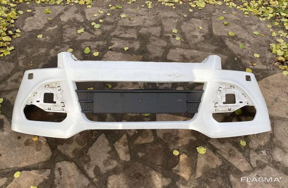 Накладка переднього бампера центральна Ford Kuga Ford Escape CV44-17K945AEW от2013-2017рр