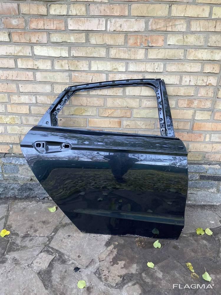Двері задня права Ford Mondeo MK5 Форд Мондео універсал 2195396 Оригінал от2014-20гг