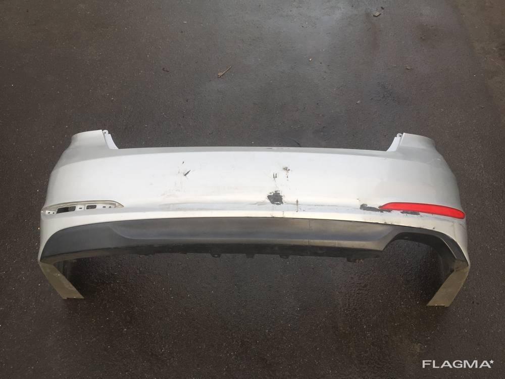 Задній бампер Hyundai Sonata LF Хендай Соната LF 86611C2000 от2014 - 17гг. оригінал