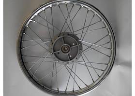 Диск колеса (передний) Delta 1,4*17 (спицы)