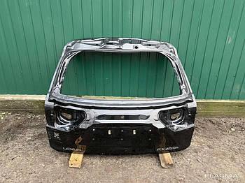 Крышка багажника ляда Lexus RX Лексус RX 6700548730 от2016-гг оригинал алюминий