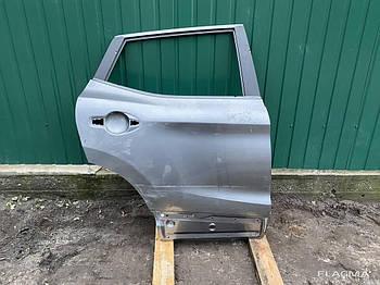 Дверь задняя правая Nissan Qashqai j11 Roque Sport H2100JD0MC оригинал от2014-20гг
