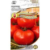 """Насіння томату безрассадного, раннього, низькорослого """"Фідан"""" (0,4 г) від Agromaksi seeds"""