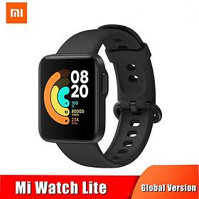 Смарт-часы Xiaomi Mi Watch Lite Black Global Version НОВЫЕ