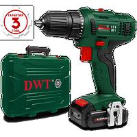 Аккумуляторный шуруповерт DWT ABS-12 Bli-2 BMC