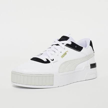 Женские кроссовки Puma Сali white/black, фото 2