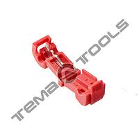 Затиск-відгалужувач для проводу ТРС 0,5-1,5 мм2 проколює Т-подібний