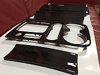 Комплект деталей салона Carbon VW Touareg 2010-