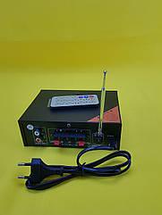 Качественный Усилитель звука Boschmam BM-699BT