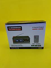 Качественный Усилитель звука BM AUDIO BM-700BT