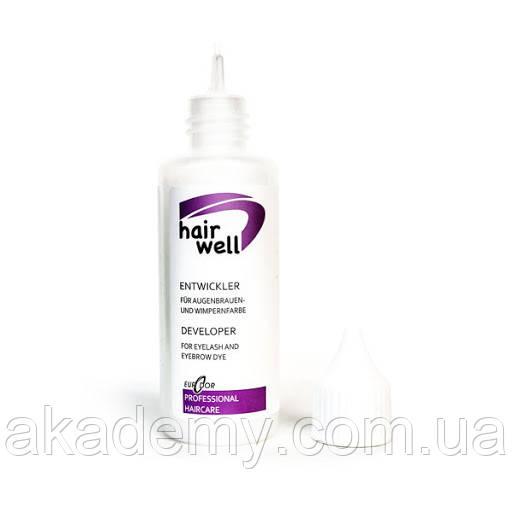 Окислитель для краски Hair Well