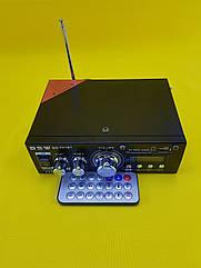 Качественный Усилитель звука  BSW BS-701BT Bluetooth