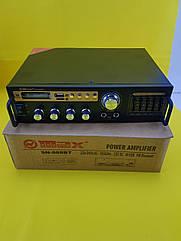 Качественный Усилитель звука Max SN-888BT