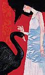 Набор для вышивки крестом RTO M793 «Черный лебедь»