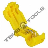 Затиск-відгалужувач для проводу ТРС 2,5-6 мм2 проколює Т-подібний