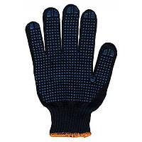Перчатки с ПВХ 6 нитей, фото 1