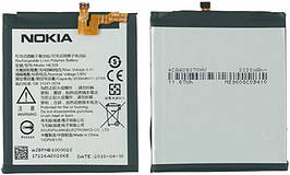 Аккумулятор Nokia HE328 для Nokia 8 TA-1012, Dual Sim TA-1004 3030mAh