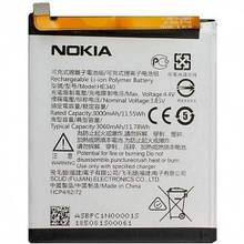 Аккумулятор Nokia HE340 для Nokia 7 3060mAh