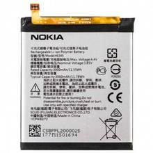 Аккумулятор Nokia HE345 для Nokia 6.1 TA-1050, Dual Sim TA-1043 3060mAh