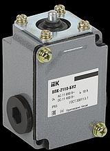 ВПК-2110-БУ2, толкатель, IP65, IEK