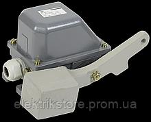 КУ-703 У1, рычаг с грузом, 10А, IP44, 2 эл. цепи, б/п IEK