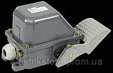 НВ-701 У1, рычаг с 1-ой педалью, 10А, IP44, 2 эл. цепи, IEK