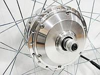 Мотор-колесо MXUS XF04 36V-48V 350W переднее редукторное