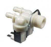 Клапан подачи воды универсальный для стиральной машины 2/180  D12