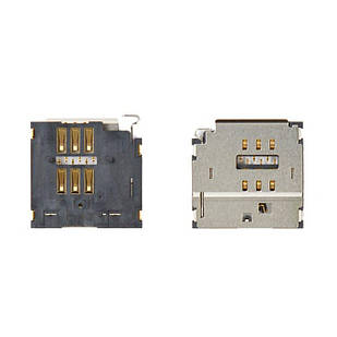 Коннектор SIM-карты для iPad